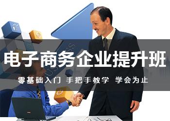 电子商务企业提升班